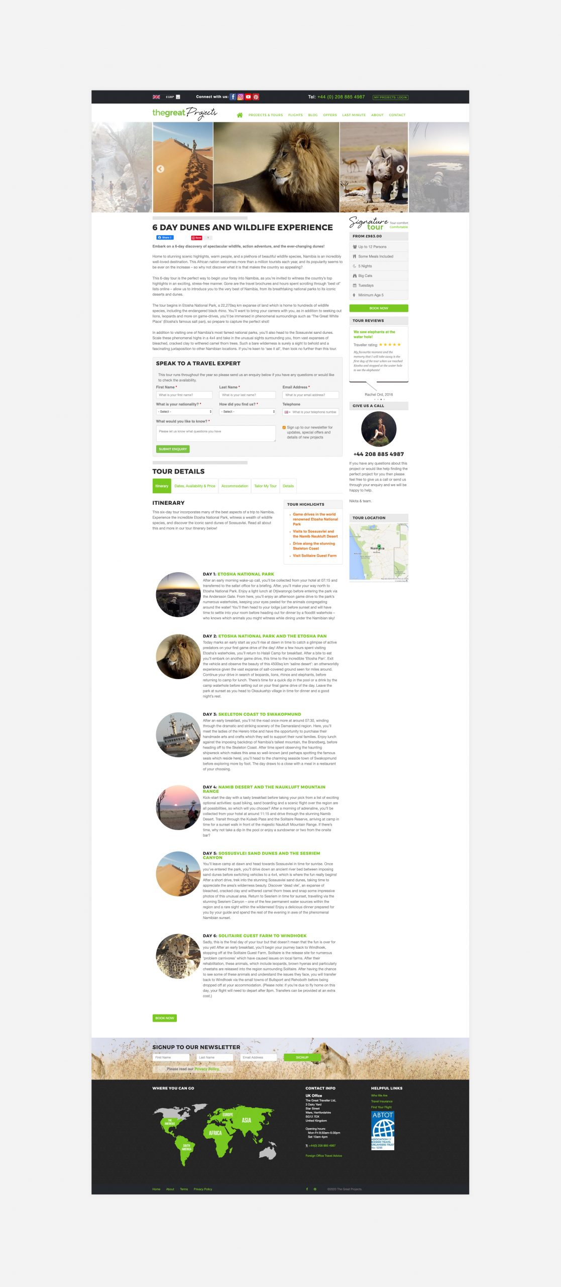 The_Great_Projects_Signature_Tours_Page